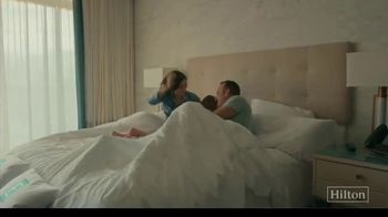 Hilton Hotels Worldwide TV Spot, 'To New Memories: Nothing But Time' - Thumbnail 4