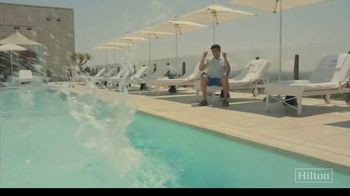 Hilton Hotels Worldwide TV Spot, 'To New Memories: Nothing But Time' - Thumbnail 9