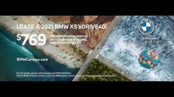 BMW TV Spot, 'There's an X for That: X7 and X5' Song by NOISY [T1] - Thumbnail 10