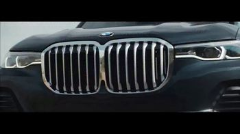 BMW TV Spot, 'There's an X for That: X7 and X5' Song by NOISY [T1] - Thumbnail 5