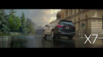 BMW TV Spot, 'There's an X for That: X7 and X5' Song by NOISY [T1]