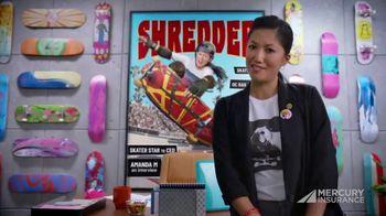 Mercury Insurance TV Spot, 'Skate CEO' - Thumbnail 6