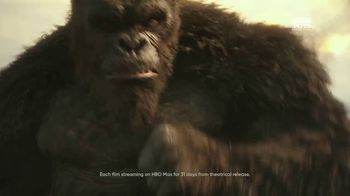 HBO Max TV Spot, 'Same Day Premieres and Originals All in One Place: Godzilla vs. Kong and Zack Snyder's Justice League' - Thumbnail 2