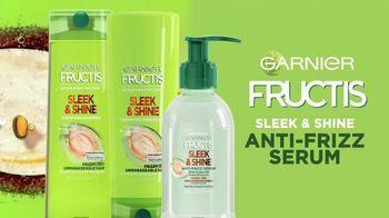 Garnier Fructis Anti-Frizz Serum TV Spot, 'Combatir el frizz' [Spanish] - Thumbnail 10