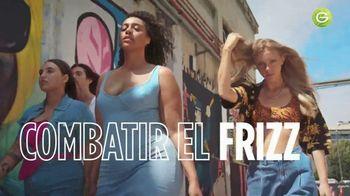 Garnier Fructis Anti-Frizz Serum TV Spot, 'Combatir el frizz' [Spanish] - Thumbnail 3