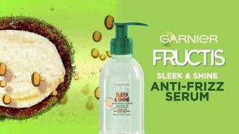 Garnier Fructis Anti-Frizz Serum TV Spot, 'Combatir el frizz' [Spanish] - Thumbnail 9