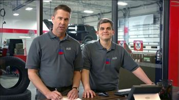 Tire Kingdom TV Spot, 'Two Advisors: $125 Prepaid Card'