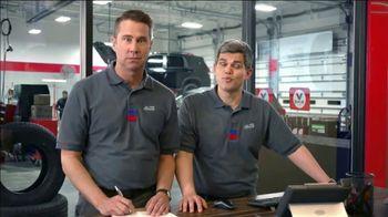 Tire Kingdom TV Spot, 'Two Advisors: $125 Prepaid Card' - Thumbnail 3