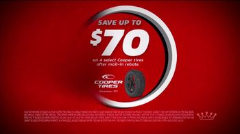 Tire Kingdom TV Spot, 'Two Advisors: $125 Prepaid Card' - Thumbnail 6