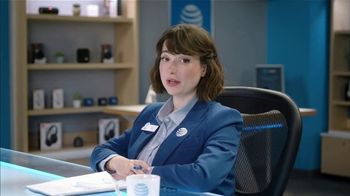 AT&T Wireless TV Spot, 'Lily Uncomplicates: Buzzer Beaters' - 1 commercial airings