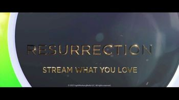 Discovery+ TV Spot, 'Resurrection' Song by Little Dume - Thumbnail 9