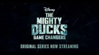 Disney+ TV Spot, 'The Mighty Ducks: Game Changers' - Thumbnail 10