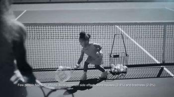 UBRELVY TV Spot, 'Anytime, Anywhere Migraine Medicine' Featuring Serena Williams - Thumbnail 7