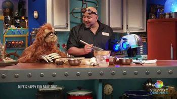 Discovery+ TV Spot, 'Duff's Happy Fun Bake Time' - Thumbnail 5