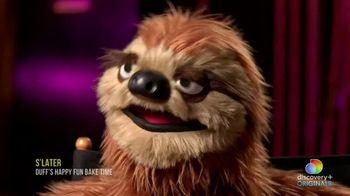 Discovery+ TV Spot, 'Duff's Happy Fun Bake Time' - Thumbnail 8