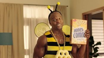 Honey-Comb TV Spot, 'Big Dance Tonight' Featuring Terry Crews - 657 commercial airings