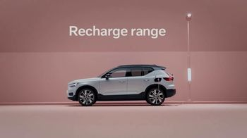 Volvo XC40 Recharge TV Spot, 'Pure Electric' Song by New Order [T1] - Thumbnail 8