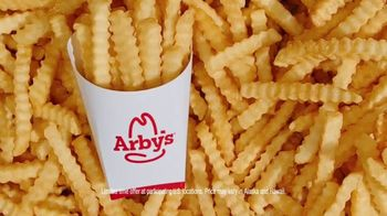 Arby's $1 Crinkle Fries TV Spot, 'Fry Scoop' Song by Sugar Ray - Thumbnail 8