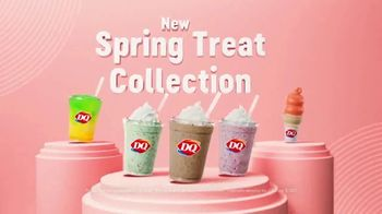 Dairy Queen Spring Treat Collection TV Spot, 'Make Your Move: Choco Hazelnut Chip Shake'