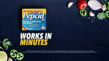 Pepcid Maximum Strength TV Spot, 'Frank' - Thumbnail 5