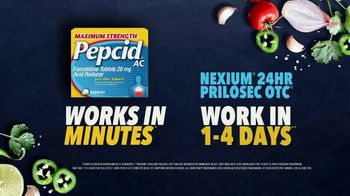 Pepcid Maximum Strength TV Spot, 'Frank' - Thumbnail 6