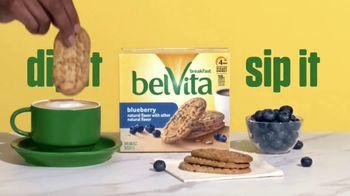belVita Breakfast Biscuits TV Spot, 'Dip It, Sip It' - Thumbnail 9