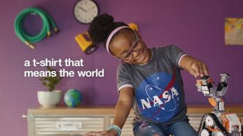 Target TV Spot, 'Confidence and T-Shirts'
