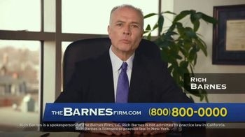 The Barnes Firm TV Spot, 'I Had No Idea What My Case Was Worth' - Thumbnail 6