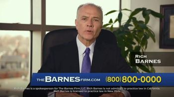 The Barnes Firm TV Spot, 'I Had No Idea What My Case Was Worth' - Thumbnail 7