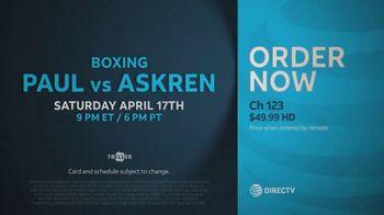 DIRECTV Cinema TV Spot, 'Fight Club: Paul vs. Askren' - Thumbnail 8