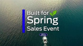 Ford Built for Spring Sales Event TV Spot, 'Your Time to Buy: Trucks' [T2] - Thumbnail 1