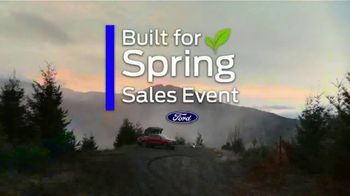 Ford Built for Spring Sales Event TV Spot, 'Your Time to Buy: Trucks' [T2] - Thumbnail 8