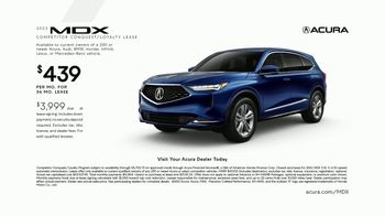 2022 Acura MDX TV Spot, 'Completely Redesigned' [T2] - Thumbnail 7