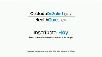 HealthCare.gov TV Spot, 'Seguro de salud: inscríbase' [Spanish] - Thumbnail 6