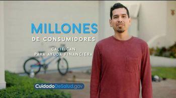 HealthCare.gov TV Spot, 'Seguro de salud: inscríbase' [Spanish] - Thumbnail 4