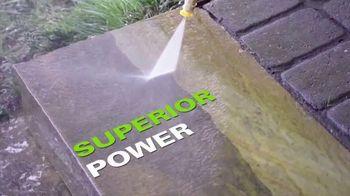GreenWorks 3000 PSI Pressure Washer TV Spot, 'Hear That?'