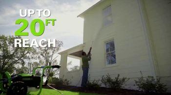 GreenWorks 3000 PSI Pressure Washer TV Spot, 'Hear That?' - Thumbnail 5