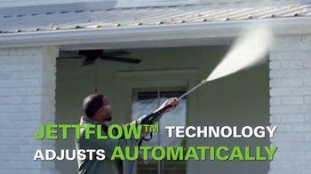 GreenWorks 3000 PSI Pressure Washer TV Spot, 'Hear That?' - Thumbnail 6