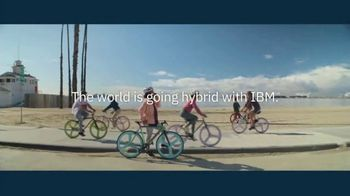 IBM Hybrid Cloud TV Spot, 'Keep Everything Moving and Reinvent the Wheel' - Thumbnail 8