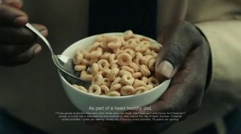 Cheerios TV Spot, 'Happy Drill Sergeant: Multi Grain With Real Strawberries' - Thumbnail 4