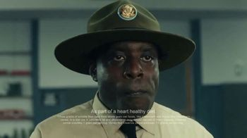 Cheerios TV Spot, 'Happy Drill Sergeant: Multi Grain With Real Strawberries' - Thumbnail 5