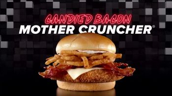 Checkers Candied Bacon Mother Cruncher TV Spot, 'Erin' - Thumbnail 1
