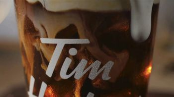 Tim Hortons Irish Cream Cold Brew TV Spot, \'Cold Foam Perfection\'