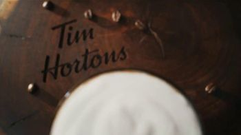 Tim Hortons Irish Cream Cold Brew TV Spot, 'Cold Foam Perfection' - Thumbnail 1
