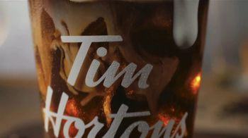 Tim Hortons Irish Cream Cold Brew TV Spot, 'Cold Foam Perfection' - Thumbnail 5