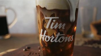Tim Hortons Irish Cream Cold Brew TV Spot, 'Cold Foam Perfection' - Thumbnail 6