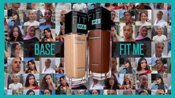 Maybelline New York Fit Me! Matte + Poreless TV Spot, 'Para todos' [Spanish] - Thumbnail 4
