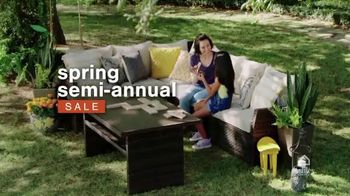 Ashley HomeStore Spring Semi-Annual Sale TV Spot, '25% Off Storewide & Special Financing' - Thumbnail 2
