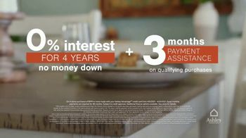 Ashley HomeStore Spring Semi-Annual Sale TV Spot, '25% Off Storewide & Special Financing' - Thumbnail 5
