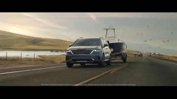 2022 Kia Carnival MPV TV Spot, 'What Else Ya Got?' [T1]